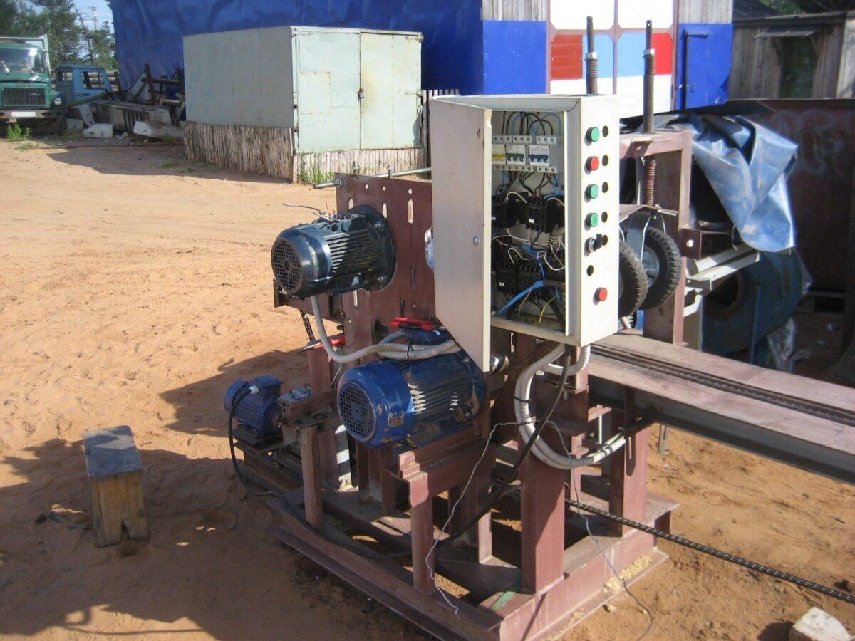виду материала, станок для переработки горбыля мощностью 18 квт для